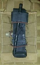 Tactical Lt MOLLE Gear Strap - Tourniquet Holder (2 EA) Pouch (Forest Brown)