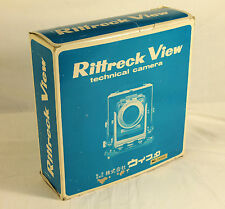 "Wista Rittreck  original box for 5x7"" Rittreck View"