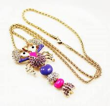 New Fashion lovely multicolour scorpion necklace Christmas gift k466