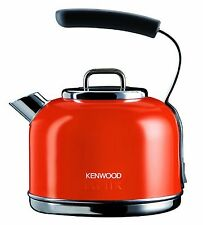 Kenwood kMix Traditional Kettle Bright Orange