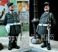 1/35 Scale The police-man Georges WW2 French resin model kit