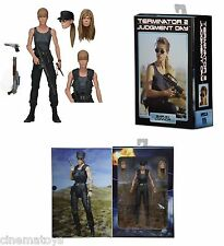 Terminator 2 7″ 18cm Action Figure Ultimate Sarah Connor - Linda Hamilton T2 BOX