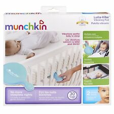 Vibrating Mattress Pad Baby Soother Bedtime Crib Calm Fussy Sleep Slumber Nights