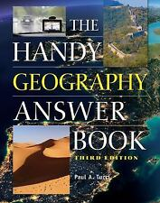 The Handy Answer Book: The Handy Geography Answer Book by Paul A. Tucci...