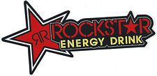 New Rockstar Energy Motocross ATV Racing Graphic stickers/decals. (st37)