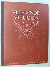 Vliegende Vleugels Luchtvaart van 1949 Theodorus Niemeijer Groningen