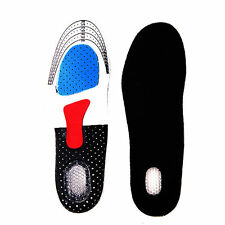 Unisex Orthotic Arch Support Shoe Pad Sport Running Gel Insole Insert Cushion