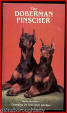 THE DOBERMAN PINSCHER ~ WOODROW KERFMANN ~ DOG ~ HARDBACK