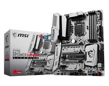 MSI Z270 XPOWER GAMING TITANIUM LGA 1151 Intel Z270 HDMI SATA 6Gb/s USB 3.1 ATX