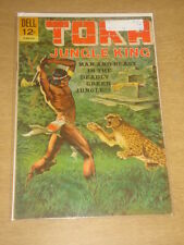 TOKA JUNGLE KING #1 FN- (5.5) DELL COMICS OCTOBER 1964