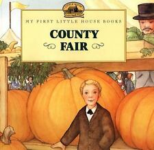 Little House Picture Book: County Fair by Laura Ingalls Wilder (1998, Paperback)