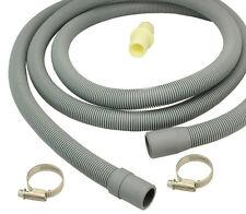 Kit RALLONGE tuyau drain pour lave-vaisselle ou lave-linge déchets Eau Universel