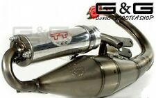 Auspuff LEOVINCE Handmade TT Piaggio Runner Pure Jet