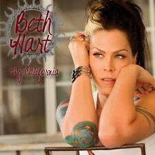 BETH HART - MY CALIFORNIA - BRAND NEW UNPLAYED CD 2010