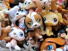 Littlest Pet Shop LPS 3 DOGS Lot Random Surprise Gift Grab Bag Puppy EUC Set