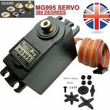 MG995  SERVO 360 DEGREE CONTINUOUS ROTATION 10KG ROBOTICS RC METAL SERVO