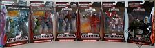 "SPIDER-MAN Marvel Legends Infinite 6"" inch Figure Set of 6 BAF Green Goblin 2014"
