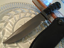 Timber Wolf Extreme Tactical Ranger Titanium Combat Bowie Knife Micarta Fulltang