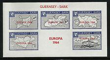 Guernsey - Sark 1964 Europa MS