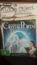 The Mystery of the Crystal Portal (hidden object) PC GAME