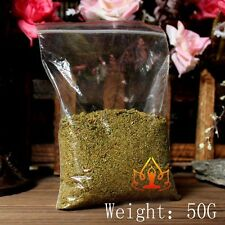 100% Natural Pure Buddhist Tibet Tibetan Medicine Snow Grass Incense Powder