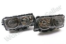 BMW 7 Series E38 1999-2001 Facelift Xenon Headlights Front Lamps PAIR OEM