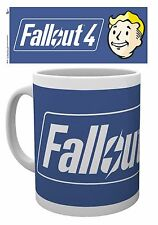 Fallout 4 Mug Logo Pip Boy Brand New Official Merchandise Novelty Gift