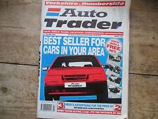 YORKSHIRE AND HUMBERSIDE AUTO TRADER 14 - 20 JAN 1993