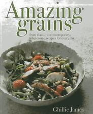 Amazing Grains: From Classic to Contemporary, Wholesome Recipes for Ev-ExLibrary