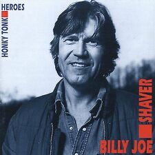 Honky Tonk Heroes by Billy Joe Shaver (CD, Jun-1994, Bear Family Records...