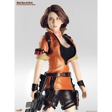 """Phicen 1/6 Scale 12"""" Red Fox in Fire Collectible Female Action Figure PL2014-5"""