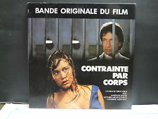 BO Film OST Contrainte par corps OLIVIER MESTON 100 38 JD10