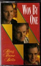 "WON BY ONE...""RING THOSE BELLS"".....OOP CHRISTMAS/ GOSPEL CASSETTE"