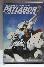 Mobile Police Patlabor ova series ntsc import dvd