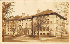 Minneapolis MN Histology Building School in 1907 RPPC Postcard