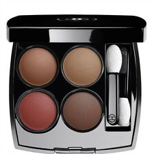 Chanel 268 CANDEUR ET EXPERIENCE Multi-Effect Quadra Eyeshadow, Only Three Left!
