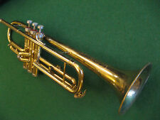 Conn Director Trumpet 1967 - Excellent Vintage! - Play Ready with a Case and 7C