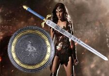 the justice league Wonder woman cosplay props sword And the shield Resin 1:1
