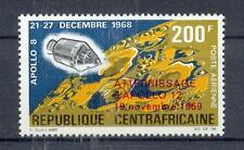 Spaziale-Space Repubblicacentrafricana 215 Apollo 12 ** (MNH)