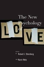 The New Psychology of Love, , New Book