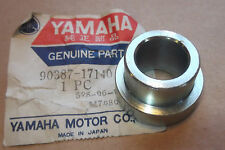 YAMAHA DT250 DT400 DT1 RT1 SC500 MX250  GENUINE  R/WHEEL COLLAR - # 90387-17140