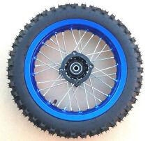 3.00-12 Rear Wheel Blue SDG SSR Coolster Lifan Taotao Chinese Pit Bike 110 125