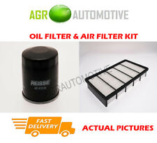 PETROL SERVICE KIT OIL AIR FILTER FOR MAZDA RX8 1.3 192 BHP 2003-12