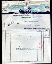 "MAISONS-ALFORT (94) USINE / BISCUIT GONDOLO ""BISCUITERIE L. MIRAND"" en 1941"