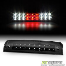 Blk 2009-2016 Dodge Ram 1500 10-16 2500 3500 LED 3rd Brake Light Stop Cargo Lamp