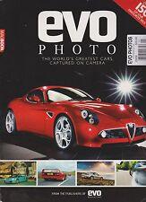 EVO PHOTO MAGAZINE UK 2009, THE WORLD'S GREATEST CARS CAPTURED ON CAMERA.