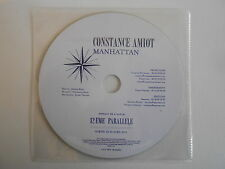 CONSTANCE AMIOT : MANHATTAN [ CD PROMO ] ~ PORT GRATUIT !