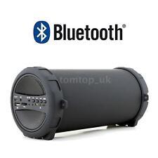 SK-03 Stereo Bluetooth Wireless Speaker Super Bass Loudspeaker FM TF w/ Mic Z9A0