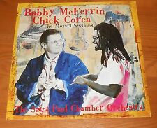 Bobby McFerrin Chick Corea The Mozart Sessions Poster 2-Sided Flat Promo 12x12