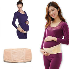 Maternity Pregnancy Support Belly Band Pregnant Postpartum Corset Belly Belt B